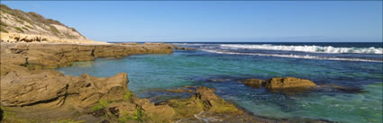 12 Mile Beach - Hopetoun - WA (PBH3 00 4178)