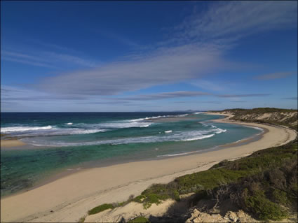 4 Mile Beach - Hopetoun - WA (PBH3 00 4209)