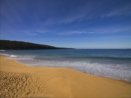 Aslings Beach - Eden - NSW SQ (PBH4 00 8531)