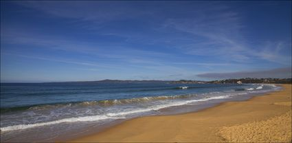 Aslings Beach - Eden - NSW T (PBH4 00 8529)