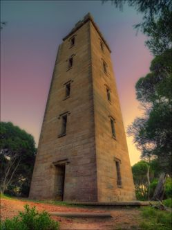 Boyd Tower - Eden NSW T V (PBH4 00 8465)