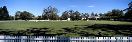 Don Bradman Oval - Bowral  - NSW (PB00