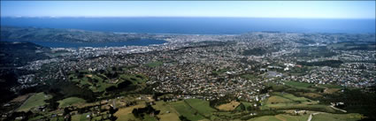 Dunedin  from Golf Course -NZ (PB00 2612)
