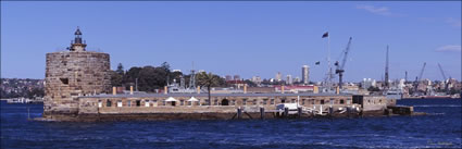 Fort Denison Lighthouse - NSW (PB00 5996)