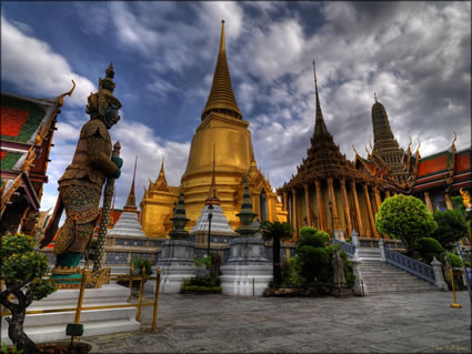 Grand Palace - Bangkok SQ (PBH3 00 14431)