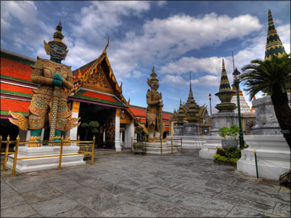 Grand Palace - Bangkok SQ (PBH3 00 14434)
