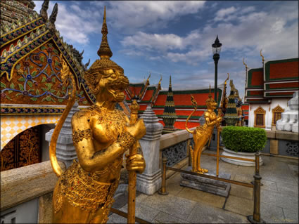 Grand Palace - Bangkok SQ (PBH3 00 14438)