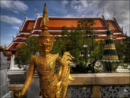 Grand Palace - Bangkok SQ (PBH3 00 14441)