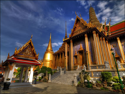 Grand Palace - Bangkok SQ (PBH3 00 14450)
