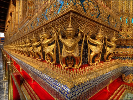 Grand Palace - Bangkok SQ (PBH3 00 14453)