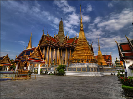 Grand Palace - Bangkok SQ (PBH3 00 14462)