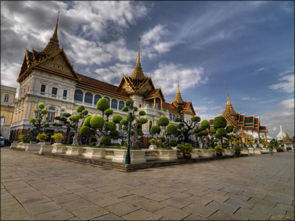 Grand Palace - Bangkok SQ (PBH3 00 14471)