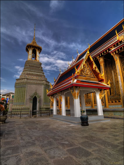 Grand Palace - Bangkok SQ V (PBH3 00 14465)