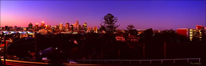 Highgate Hill Sunset 3 - QLD  (PB 003244)