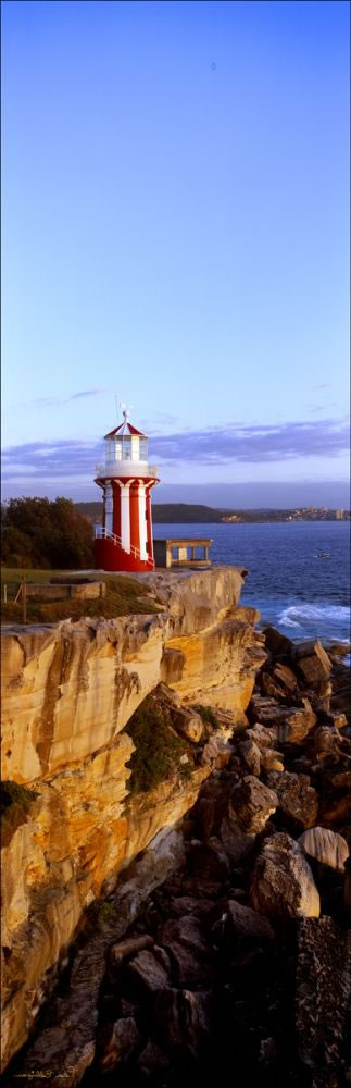 Hornby Lighthouse Vertical - NSW (PB00 3903)