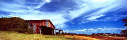 Old Shed - Toowoomba -QLD (PB002585)