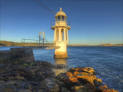 Robertsons Point Lighthouse - NSW SQ (PBH4 00 9781)
