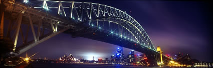 Sydney Harbour Bridge Sparkle 5  - NSW (PB00 3923)