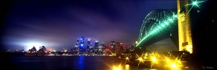 Sydney Harbour Bridge Sparkle 3 - NSW (PB00 3899)