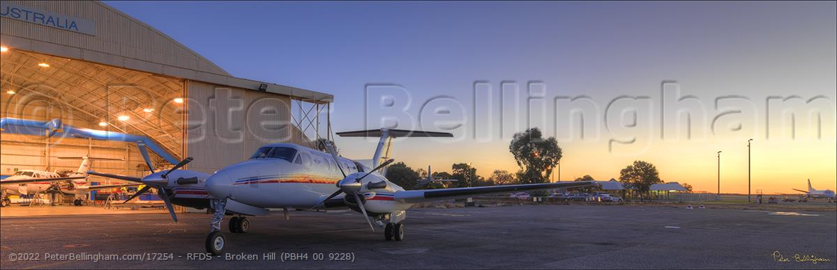 Peter Bellingham Photography RFDS - Broken Hill (PBH4 00 9228)