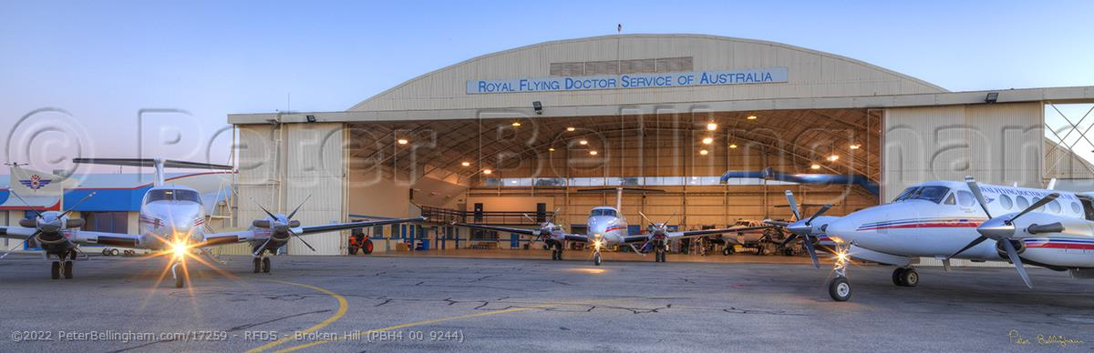 Peter Bellingham Photography RFDS - Broken Hill (PBH4 00 9244)