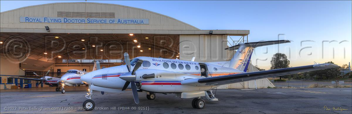 Peter Bellingham Photography RFDS - Broken Hill (PBH4 00 9251)